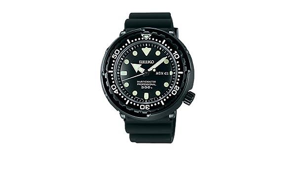 Seiko para Hombre Prospex Marinemaster Profesional Diver Reloj, sbbn035: Amazon.es: Relojes