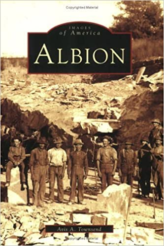 Book Albion (NY) (Images of America) by Avis A. Townsend (2005-11-30)