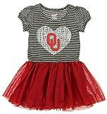 Outerstuff NCAA Girl's Toddlers Celebration Tutu, Oklahoma Sooners Small (4)