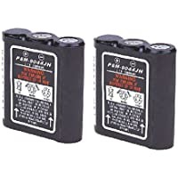 ML-HNN9044 Replacement for Motorola HNN9056, HNN9056a - 2 Pack - Mighty Max Battery brand product