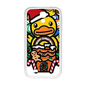 Happy Merry Christmas Lovely B.Duck fashion cell phone case for samsung galaxy s4