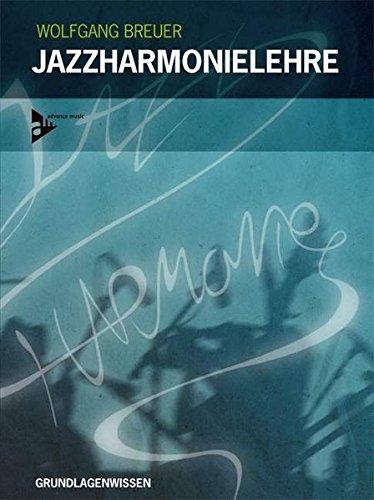 Jazzharmonielehre: Grundlagenwissen (German Language Edition), Book & CD (Advance Music) (German Edition) by Alfred Music