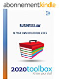 Business Law (Be Your Own Boss) (English Edition)