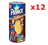 Choco Prince Cookies 300 grams (12 pack) by LU