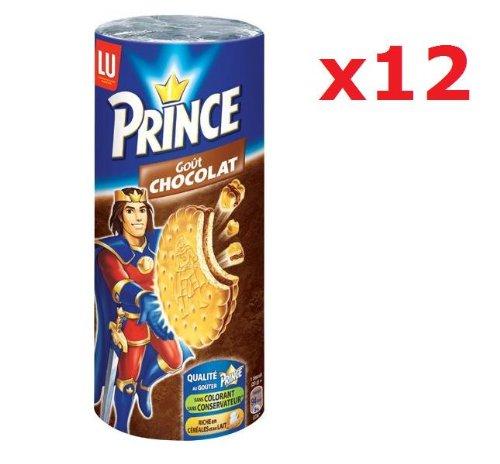 Choco Prince Cookies 300 grams (12 pack) by LU