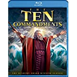 The Ten Commandments (1956) [Blu-ray]