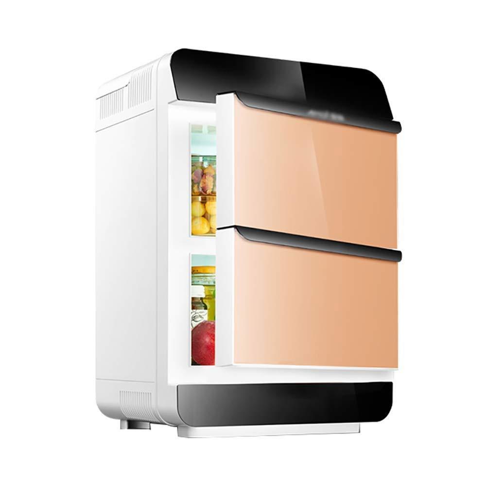 BHDYHM Mini refrigerador frigorífico termoeléctrico y calentador ...