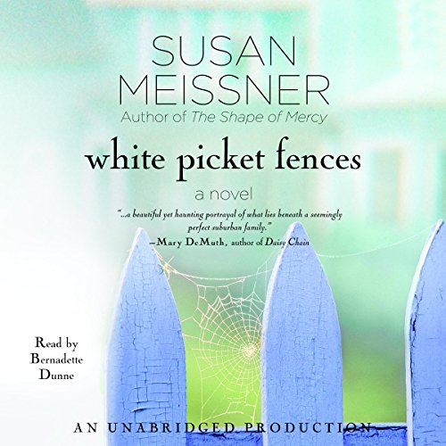 White Picket House Fence - White Picket Fences: A Novel