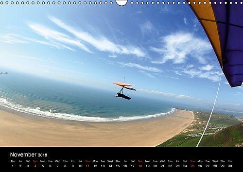Hang Gliding at Rhossili 2018: Hang Gliding Photography