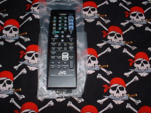 New JVC Audio Receiver DVD Remote Control RM-SRX6020J Suppli
