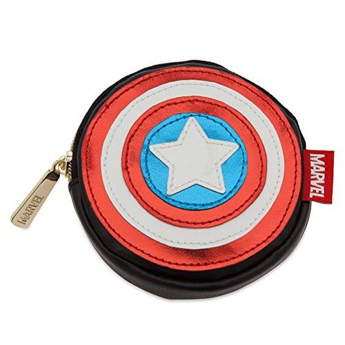 Disney Store Captain America Shield Boy Or Girl Coin (Captain America Purse)