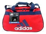adidas Diablo Small II Duffel Bag (University Red/Collegiate Navy Blue/White) Gear Travel Tote