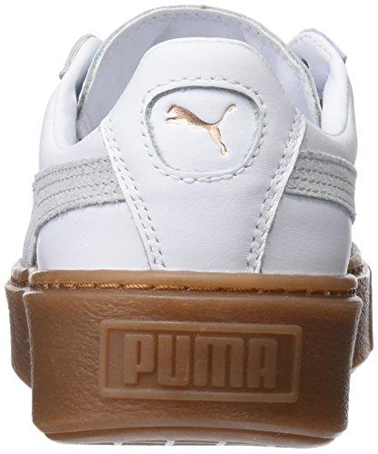 Puma Kurv Plattform Eufori - 36671603 Hvit