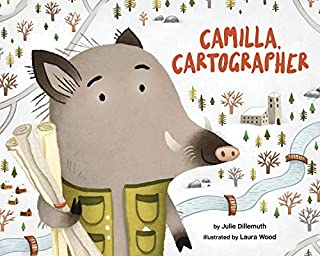 Book Cover: Camilla, Cartographer
