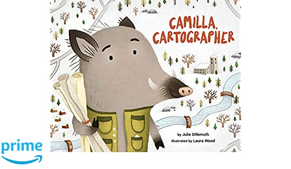 Camilla, Cartographer: Julie Dillemuth PhD, Laura Wood