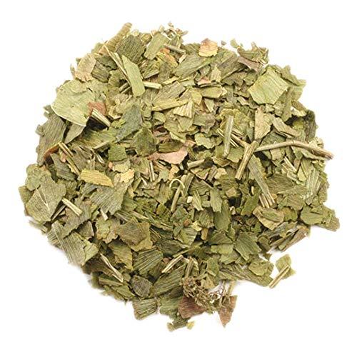 Frontier Co-op Ginkgo Leaf, Cut & Sifted, Certified Organic, Kosher | 1 lb. Bulk Bag | Ginkgo biloba L.