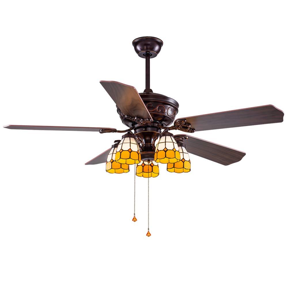 Amazon.com: AorakiLight - Ventilador de techo (52 pulgadas ...