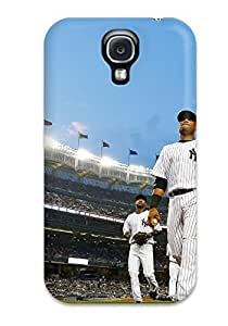 new york yankees MLB Sports & Colleges best Samsung Galaxy S4 cases 4670372K456912071