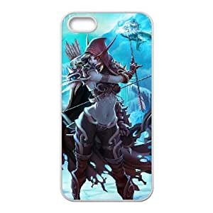 Dota 2 iPhone5s Cell Phone Case White 218y-729669