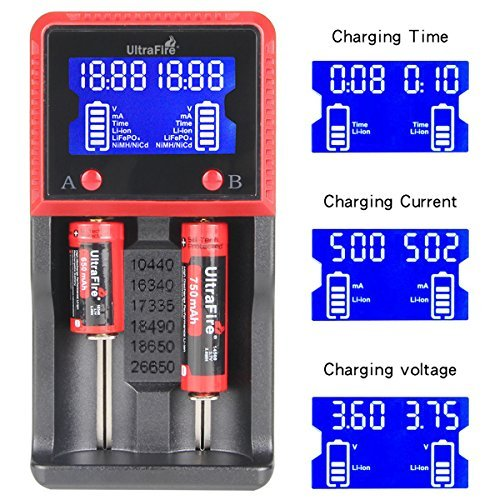 UltraFire Universal Battery Charger