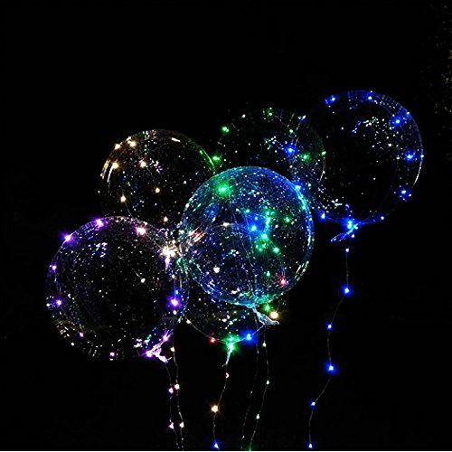 Celebration Led Balloon Lights - 5