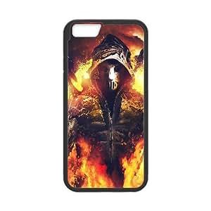iPhone6s Plus 5.5 inch Phone Case Black Angerfist UKT8594486