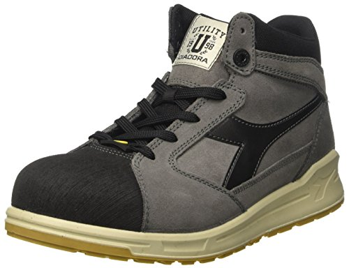 discount with credit card Diadora Unisex Adults' D-Jump Hi Pro S3 ESD Work Shoes Grey (Grigio Acciaio/nero Antracite) discount best outlet store WlVqVo4qVU