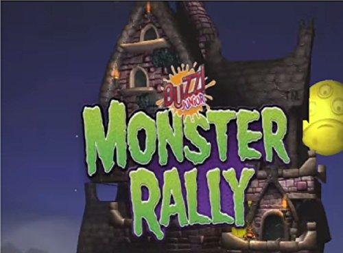 Buzz! Junior: Monster Rally - PS3 [Digital Code] (Downloadable Ps3 Games)