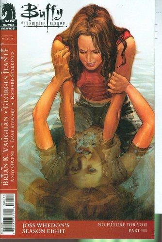 - Buffy the Vampire Slayer #8