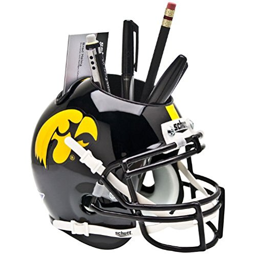 Helmet Desk Caddy (NCAA Iowa Hawkeyes Mini Helmet Desk Caddy)
