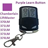 LiftMaster Garage Door Opener Remote Control 370LM 371LM 372LM 373LM 374LM 315Mh