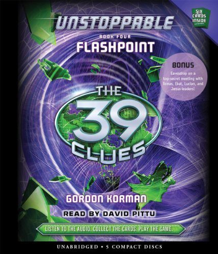 39 clues audio cd - 6