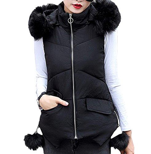 発明未接続予測[美しいです] レディース コート ノースリーブ ダウンコート チョッキ カジュアル 保温性 軽量 かわいい 防寒 防風