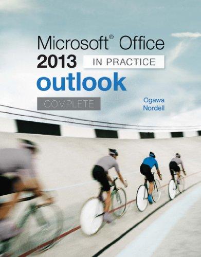 Microsoft Office 2013: In Practice Pdf