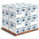 Relay Multipurpose Copy Paper, 8.5 x 11, 20lb Paper, Letter Size, 92 Bright, 1 Pallet / 40 Cartons of Paper - Acid Free Paper (013020P)
