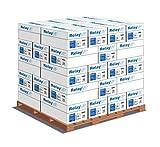 Relay MP Printer Paper, Multipurpose Copy Paper, 20lb, 8.5 x 11, Letter, 92 Bright - 1 Pallet / 5,000 Sheets case / 40 cases - 200,000 Sheets (013020P)