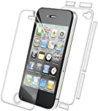 ZAGG InvisibleShield Original Screen Protector for Apple iPhone 4