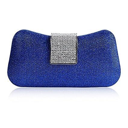 Bolsos de Embrague de Noche de Las señoras Luxury Banquet Cosmetic Bag Lady Party Clutch Bag