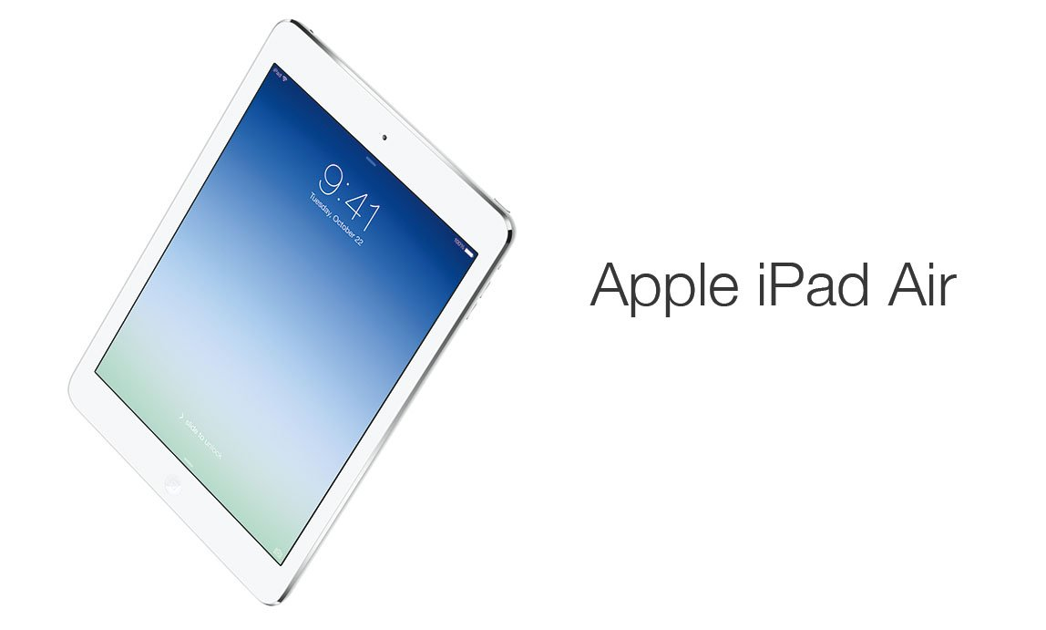 Apple iPad Air - Tablet de 9.7