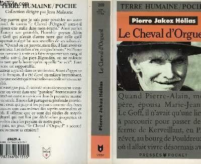 - Le Cheval D'orgueil (French Edition)