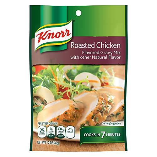 Roasted Mix Gravy Chicken (Knorr Gravy Mix, Roasted Chicken, 1.2 oz)