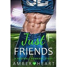 Just Friends: A Football Romance Story (English Edition)