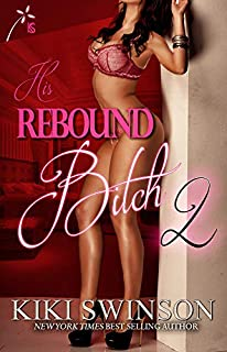 Book Cover: His Rebound Bitch part 2