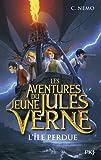 1. Les Aventures du jeune Jules Verne : L'île perdue