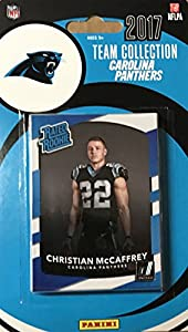 Carolina Panthers 2017 Donruss Factory Sealed Team Set with Cam Newton, Greg Olsen, Christian McCaffrey Rookie plus