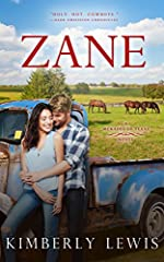 Zane: The McKades of Texas, Book 1