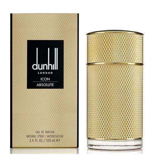 Dunhill Icon Absolute by Dunhill Eau De Parfum 3.3 oz Spray
