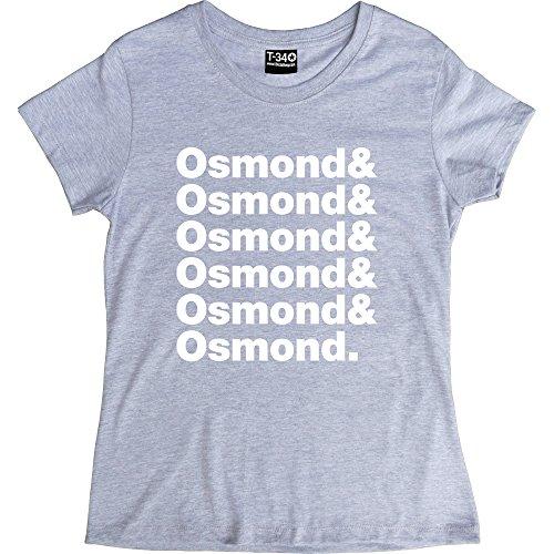 T34 - Camiseta - Mujer Ash Women's T-Shirt
