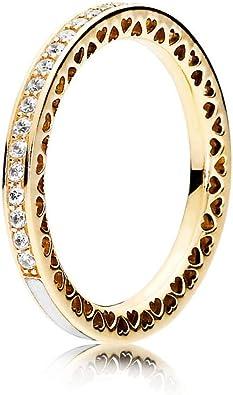 anello oro pandora