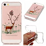 Best Case For Iphone 5cs - iPhone 5C Case, [Christmas] Series Ultra Thin Painting Review